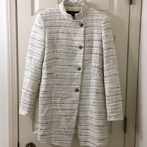 Zara Tweed Coat/Blazer